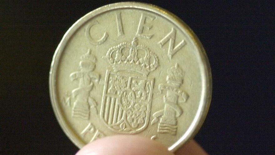 El último adiós a la peseta