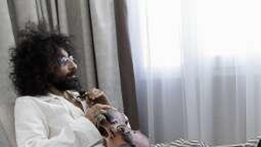 Malikian se lesiona el hombro y cancela su concierto de Vigo