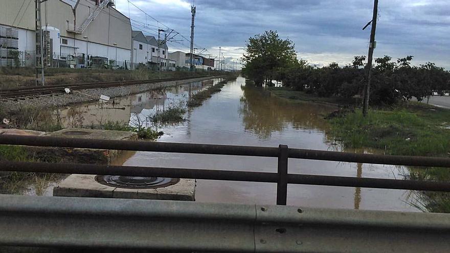 «La evacuación de las pluviales es la gran asignatura pendiente en los polígonos»