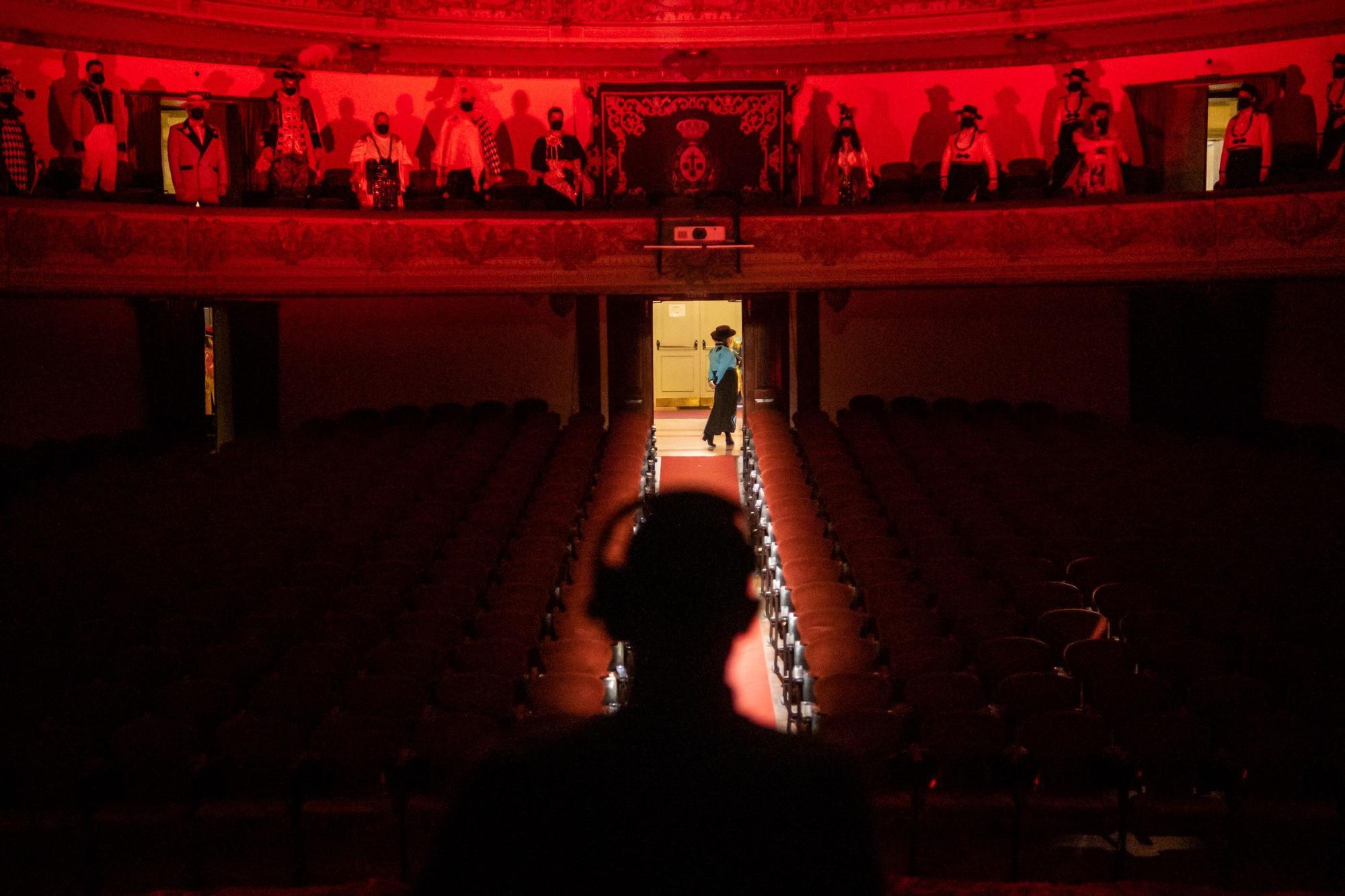 Rondallas en el Teatro Guimerá