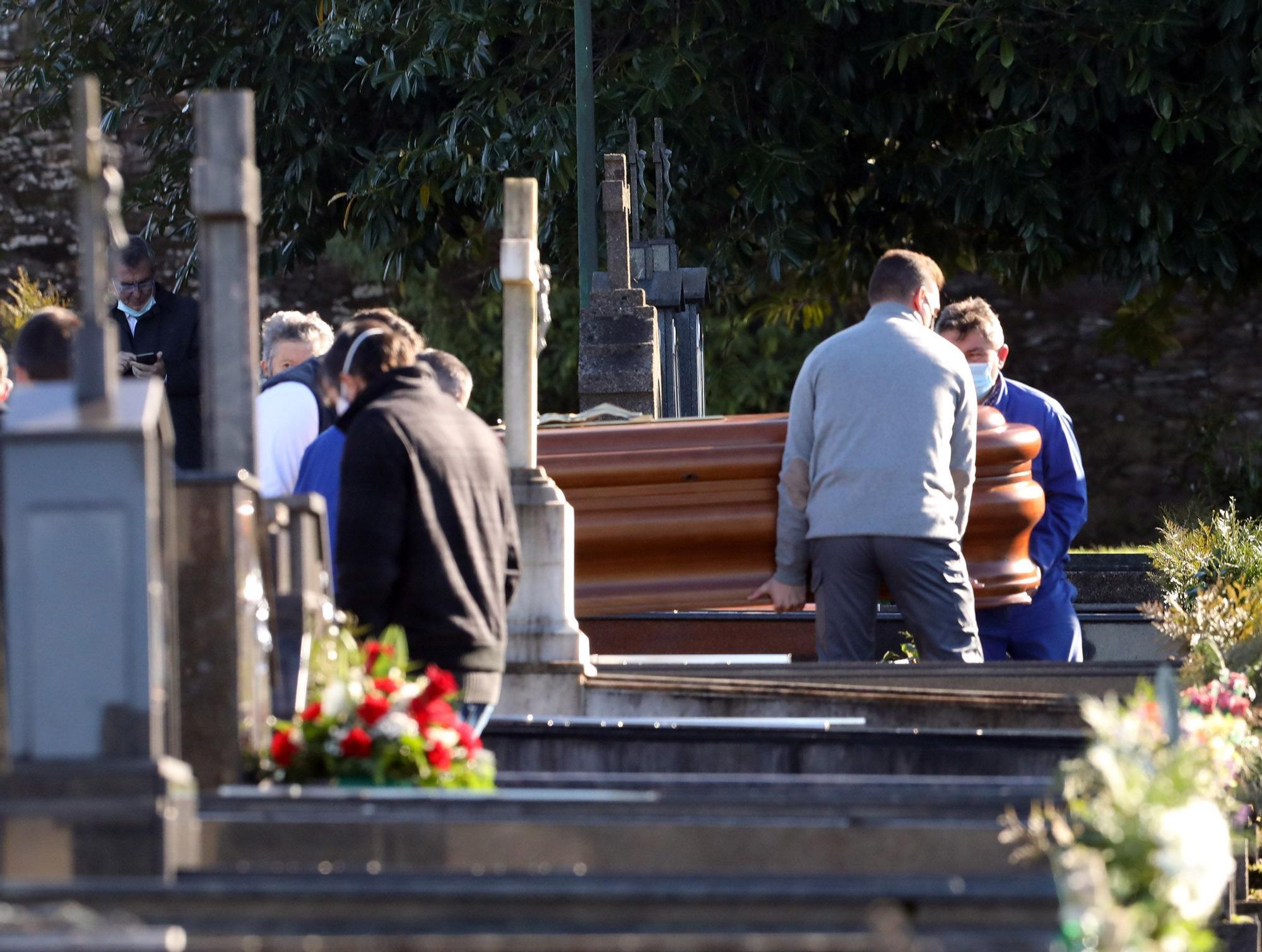 Rosario Porto, enterrada en la intimidad un mes después de suicidarse en prisión