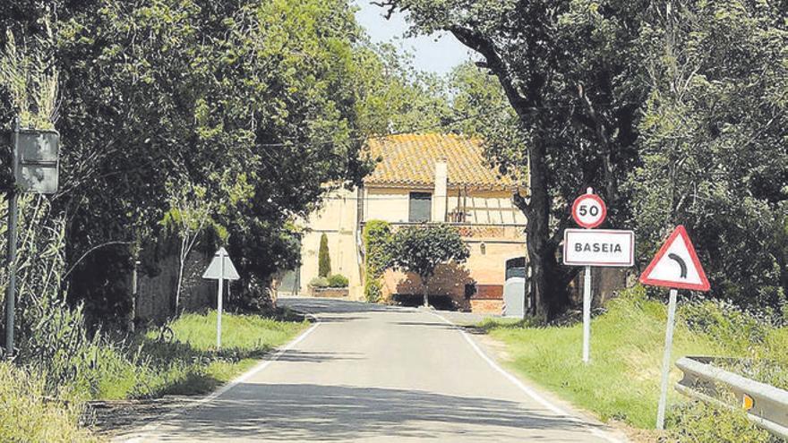 La Diputació cedirà a Siurana el tram de carretera de Baseia