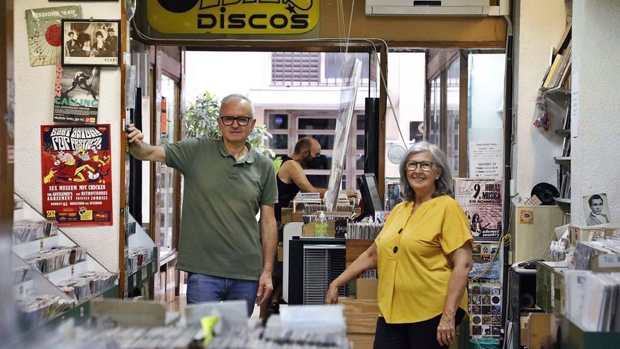Nuevos tiempos para las viejas tiendas de vinilos