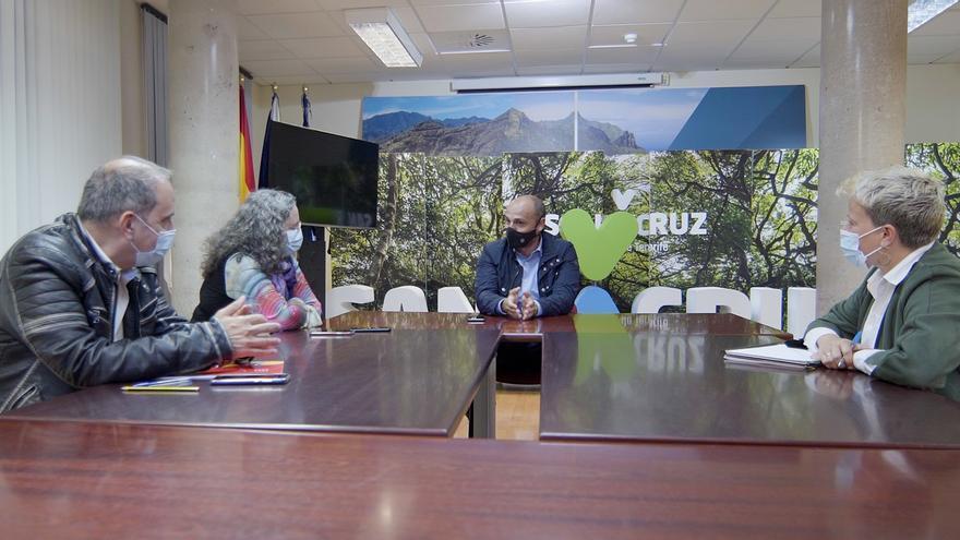 Santa Cruz acogerá mercadillos de artesanía en abril y octubre