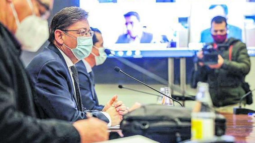La respuesta del Consell a la crisis del covid: 161 millones para la hostelería de la provincia