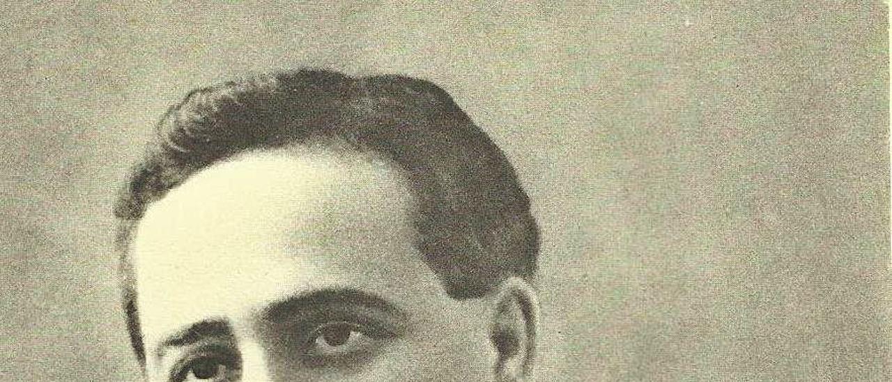 El compositor de la pieza, Álvaro Marzal.