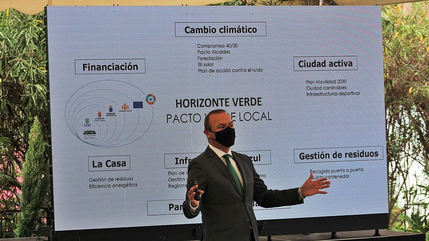 La ciudad invertirá 1.000 millones en mejorar la gestión de residuos y del agua