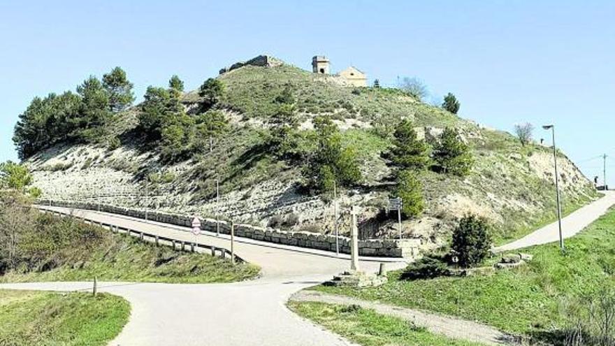 Argençola es dota d'un pla director per conservar i recuperar el castell
