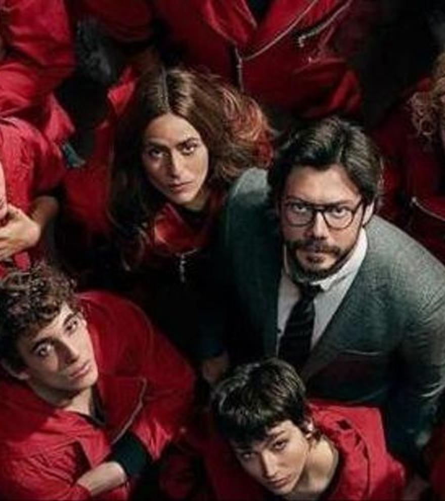 «La casa de papel»: avui s'estrena la temporada final del fenomen de Netflix