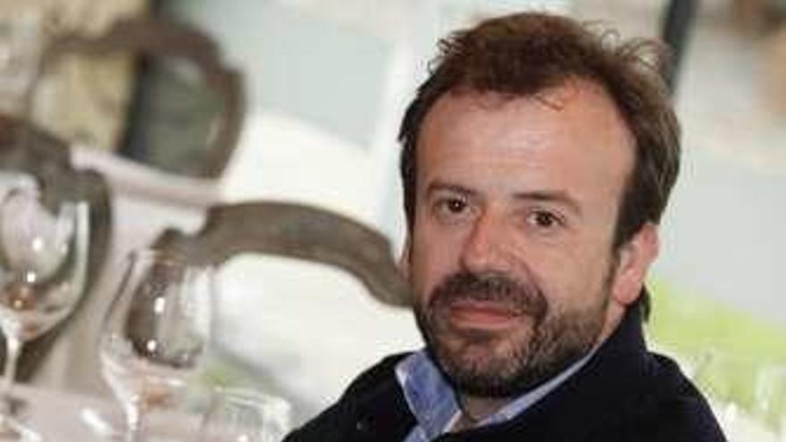 """El cocinero Nacho Manzano, premio """"Empresario del año"""" de Asturmanager"""