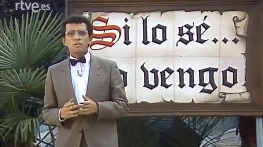"""TVE felicita a Jordi Hurtado su cumpleaños con un vídeo presentando """"en la Edad Media"""""""