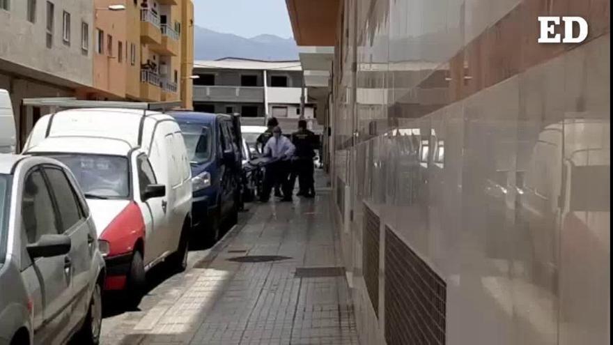 Prisión sin fianza para el presunto parricida de Tenerife
