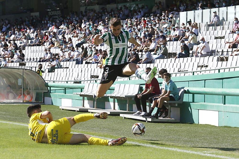 Las imágenes del Córdoba CF-UD San Fernando