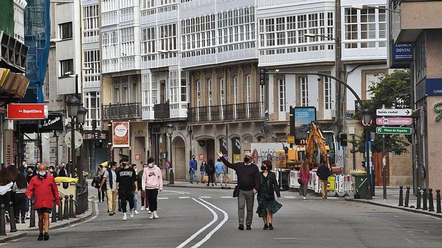 San Andrés, peatonal desde el 7 de noviembre los sábados por la tarde