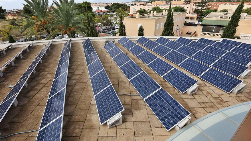 Ibiza obtiene sólo el 0,4% de las últimas ayudas para Baleares de impulso de la energía solar