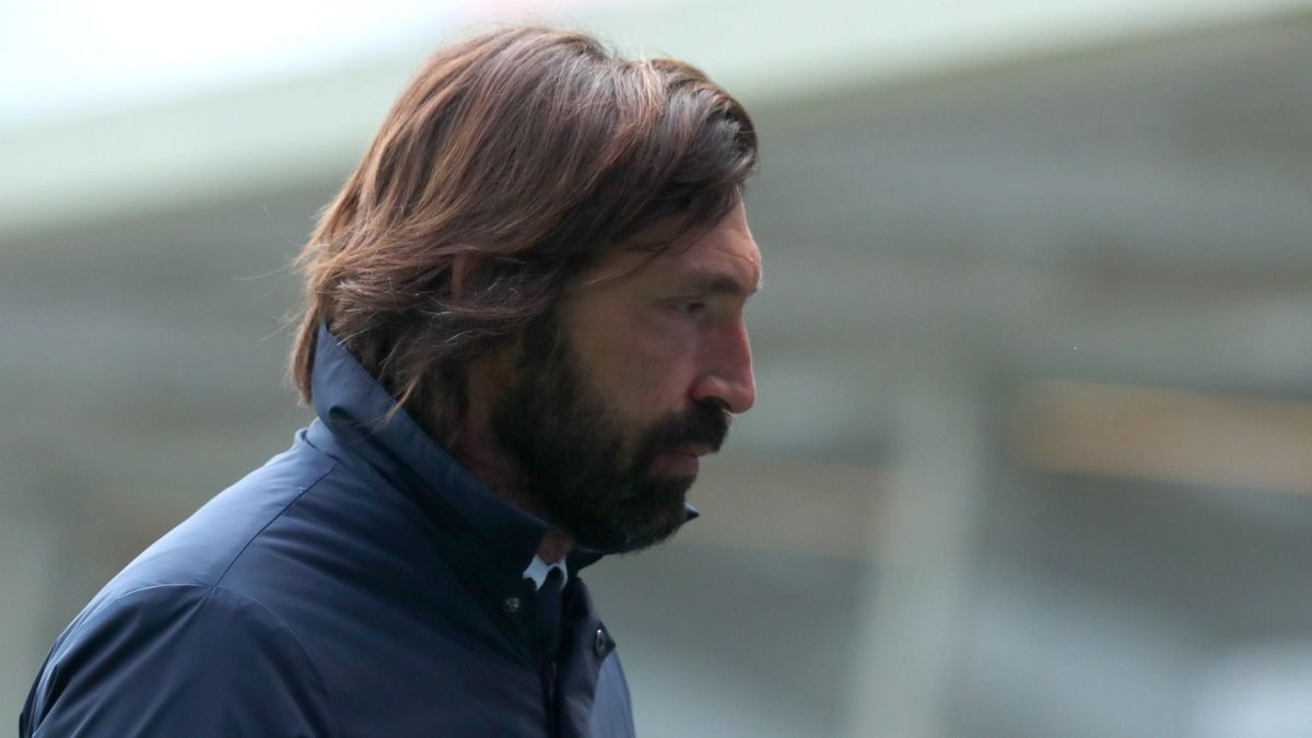 La Juventus destituye a Pirlo