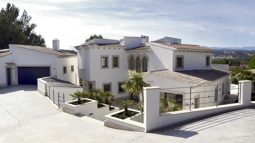 Villa de ensueño en Santa Ponça