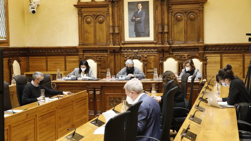 El gobierno municipal espera completar las iniciativas de la oposición para reactivar ya la negociación presupuestaria