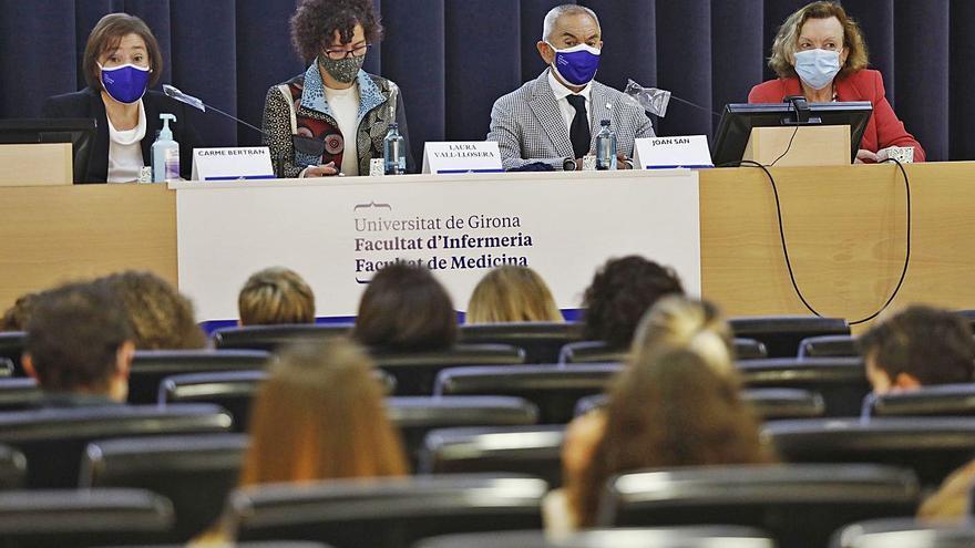 Infermeria i Medicina Carme Valls inaugura el curs parlant del biaix de gènere
