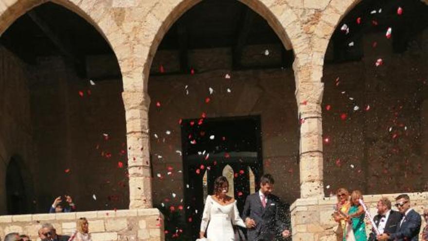 La vicealcaldesa de València Sandra Gómez se casa