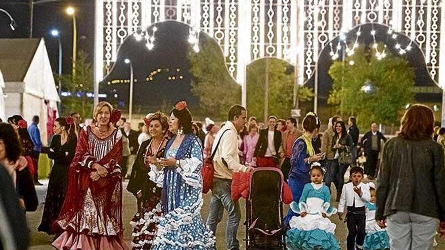 La Feria de Abril, declarada de interés público municipal