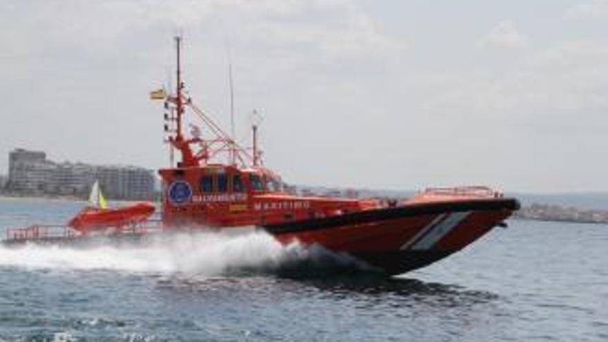 Fünf Schiffbrüchige vor Can Pastilla gerettet