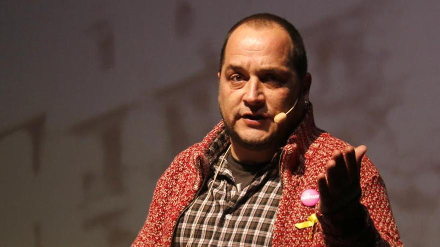 David Fernàndez deixa el Consell Assessor per la Transparència de Barcelona per «motius polítics»