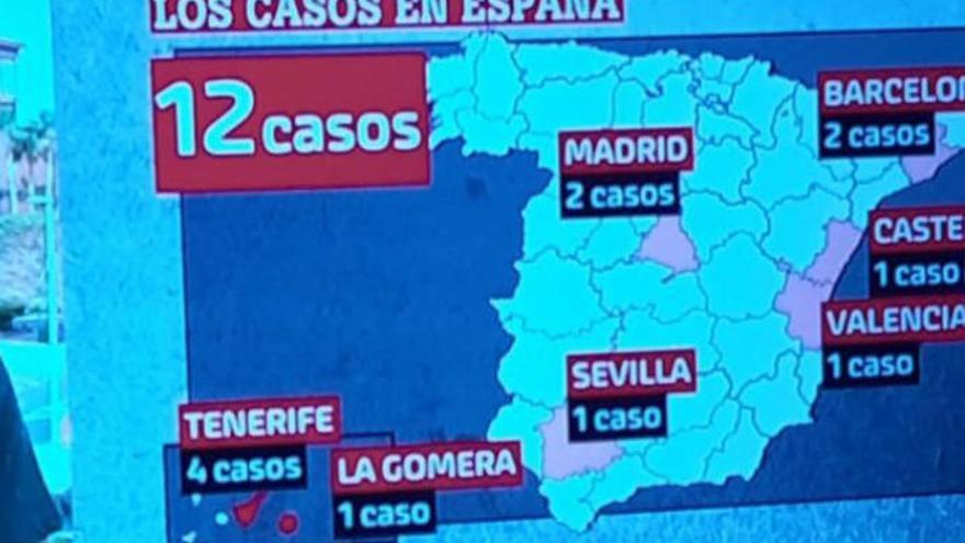 Nueva 'patada' a la geografía de Canarias