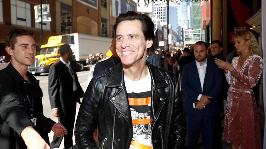 Jim Carrey protagonizará la serie 'Kidding'