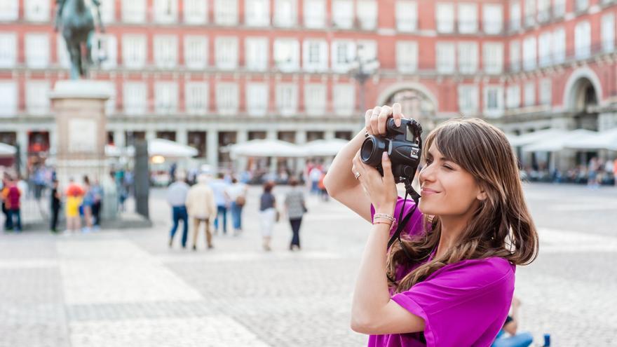 Campaña turística para promocionar España
