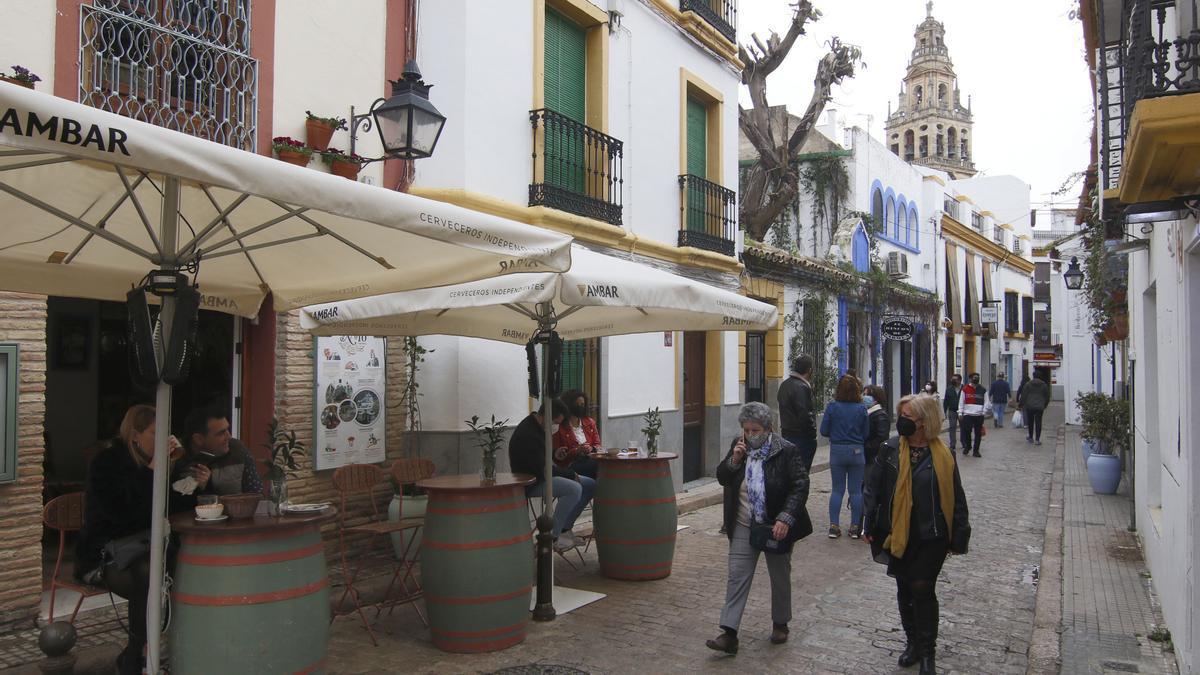 Córdoba capital es el municipio de la provincia con la renta más alta.