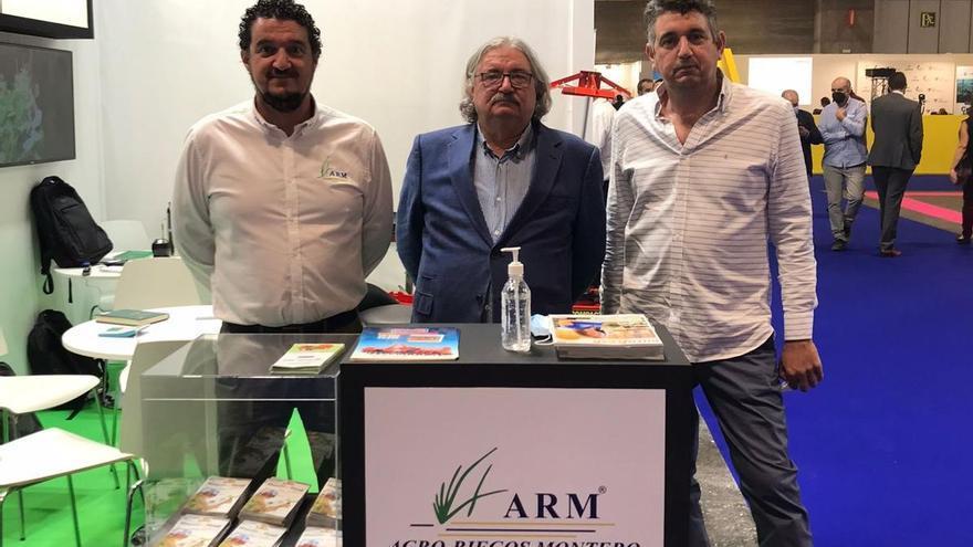 Agro-Riegos Montero regresa a Fruit Atracción para presentar su maquinaria