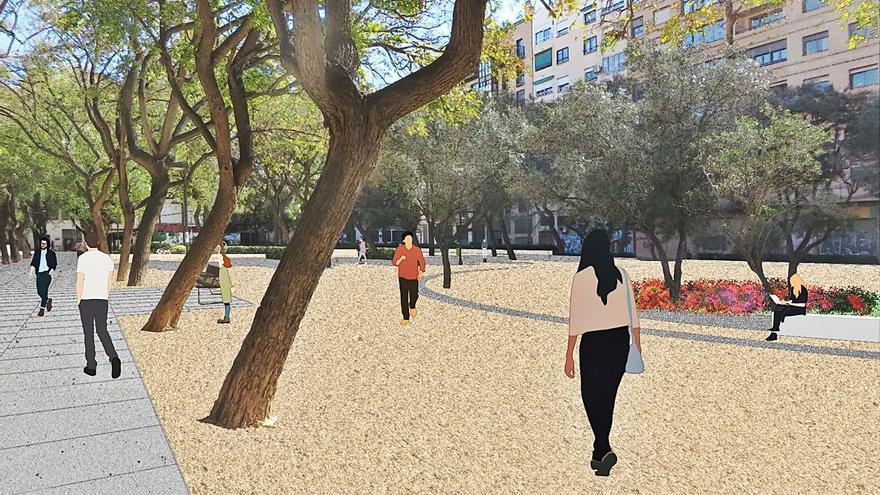 Adjudican la reforma del parque Manuel Granero paralizada en 2015