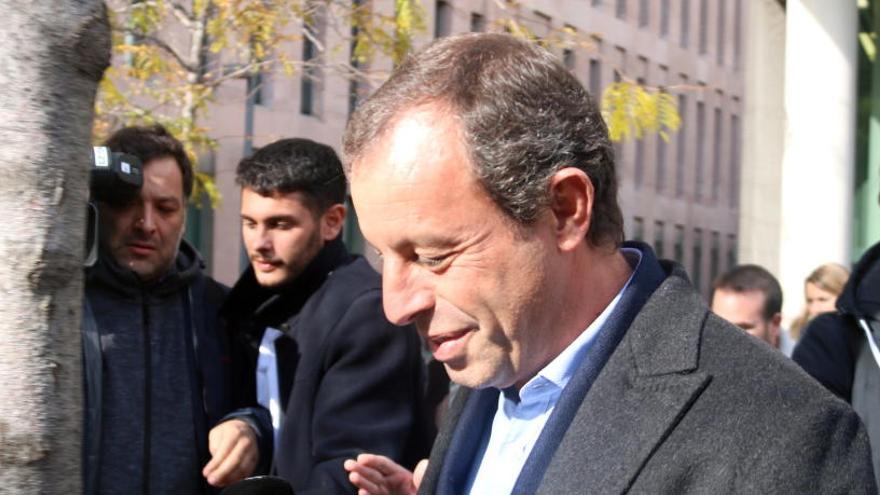 Rosell es querella contra Lamela per mantenir-lo en presó preventiva i reclamarà més de 10 milions a l'Estat