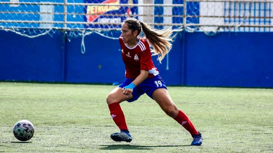Irene Rodríguez, primer fichaje del Zaragoza CFF