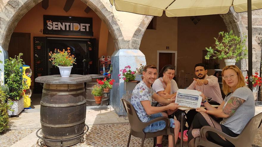Los contratos en hostelería repuntan este verano en Castellón pese a las restricciones