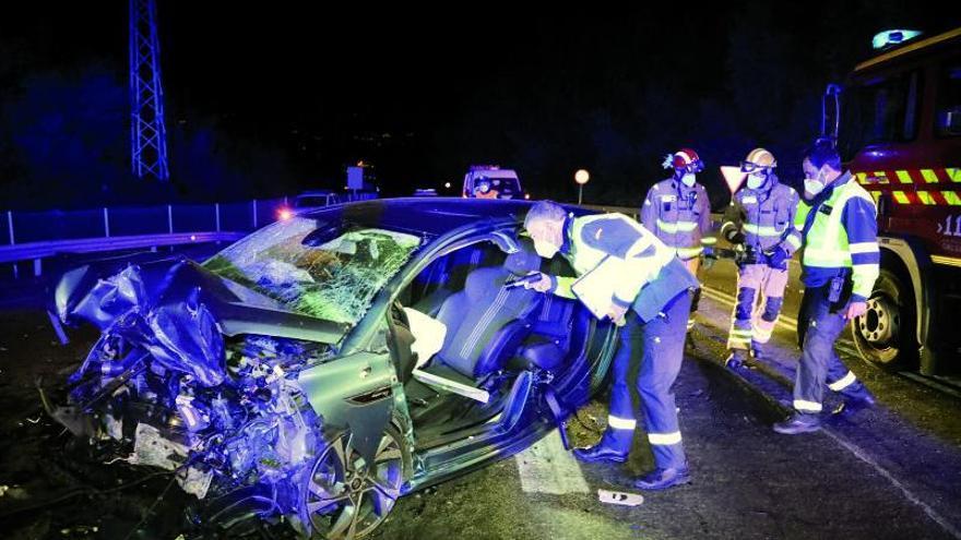 El joven investigado por el choque mortal de Salceda conducía bajo los efectos del alcohol