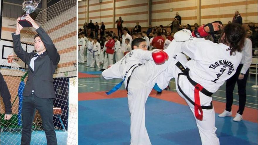 Murcia arrasa en la Mediterranean Cup de Taekwon-Do ITF