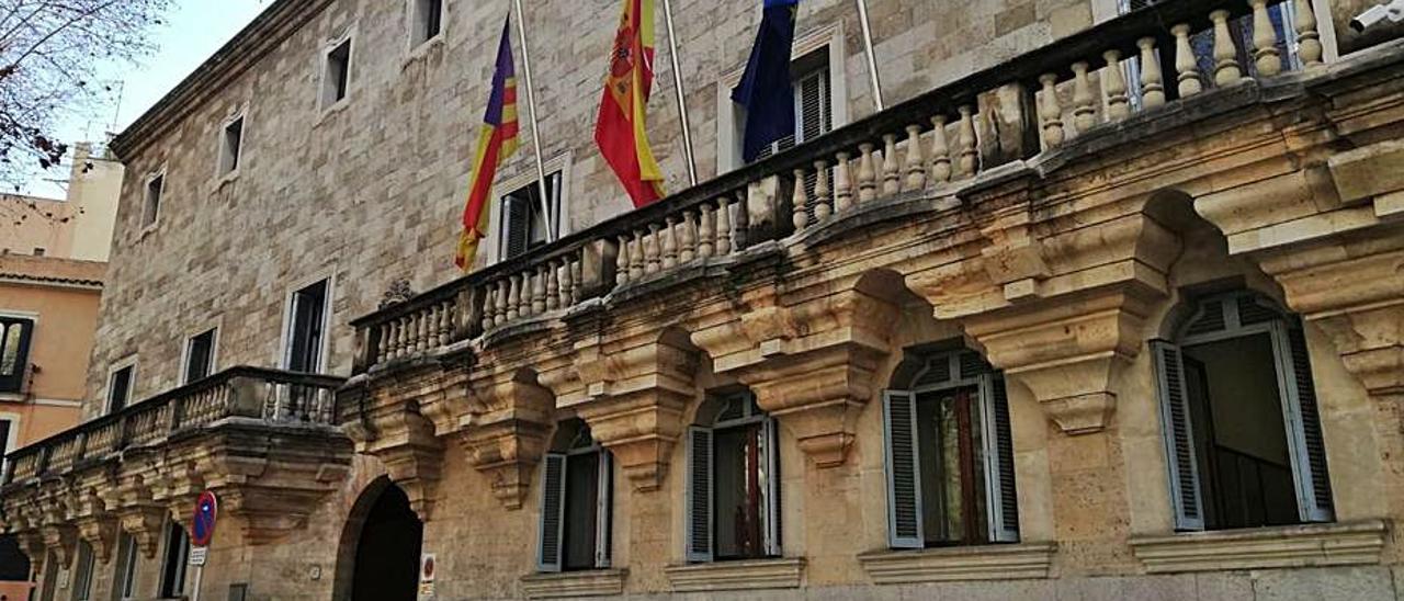 Sede de la Audiencia Provincial de Palma. | EP