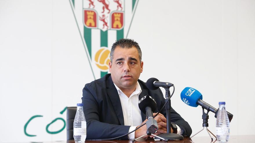 """Germán Crespo quiere un Córdoba CF """"que vaya a por los partidos"""""""