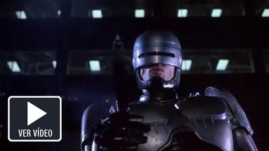 Películas para la historia: Las mejores frases de 'RoboCop'