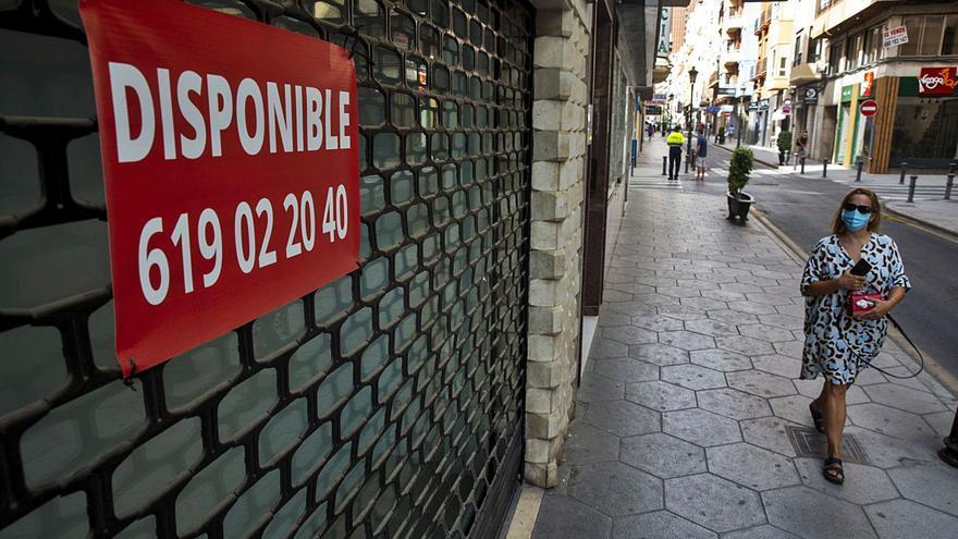 El comercio pierde 5.000 puestos de trabajo en el último año en la provincia por la pandemia