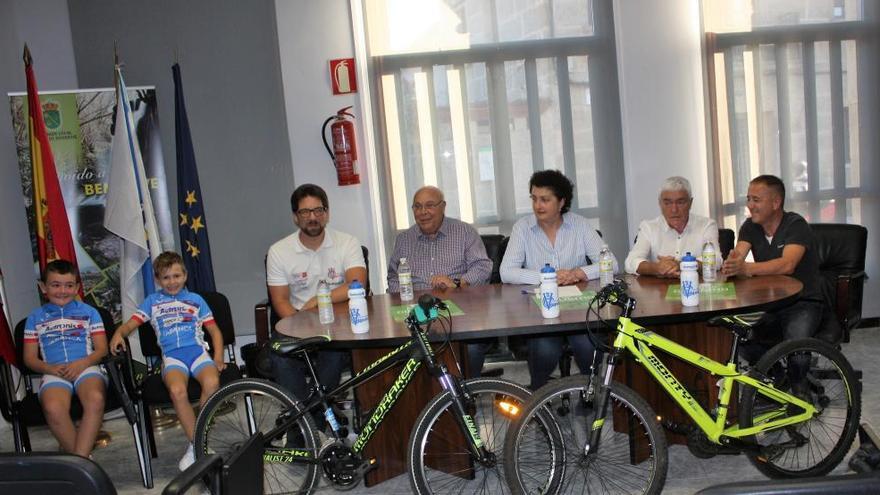 Nace una escuela de ciclismo en Bembrive
