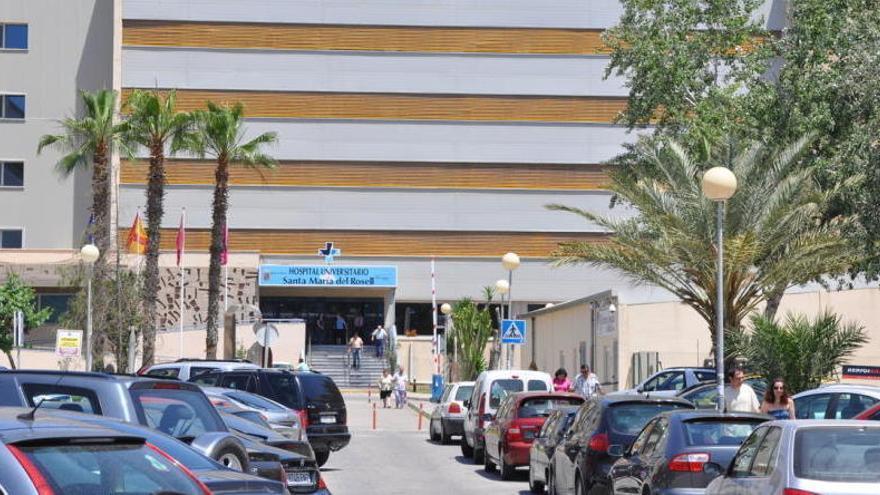 Aparece un hombre positivo en covid muerto en la puerta de un hospital de Murcia
