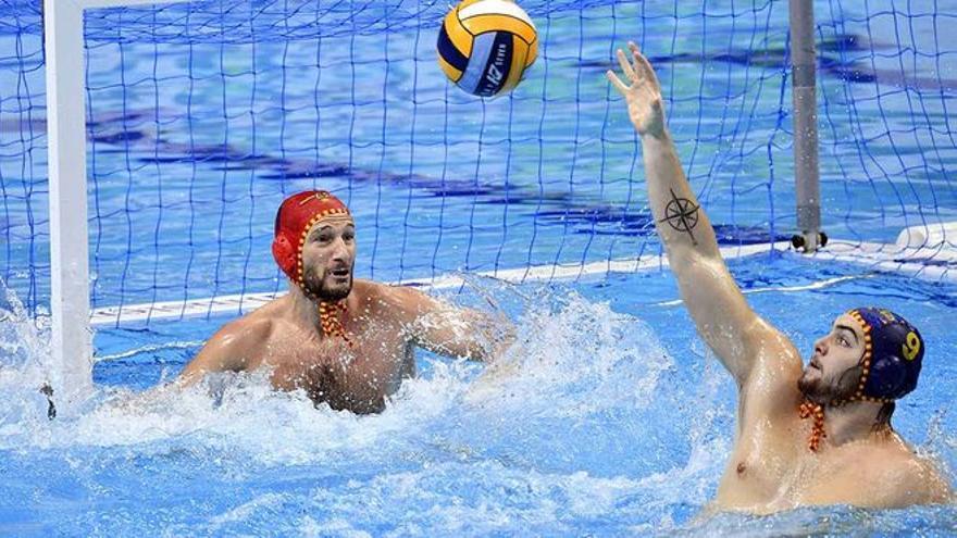 Serbia - España del torneo de waterpolo masculino de Tokio 2020, en directo