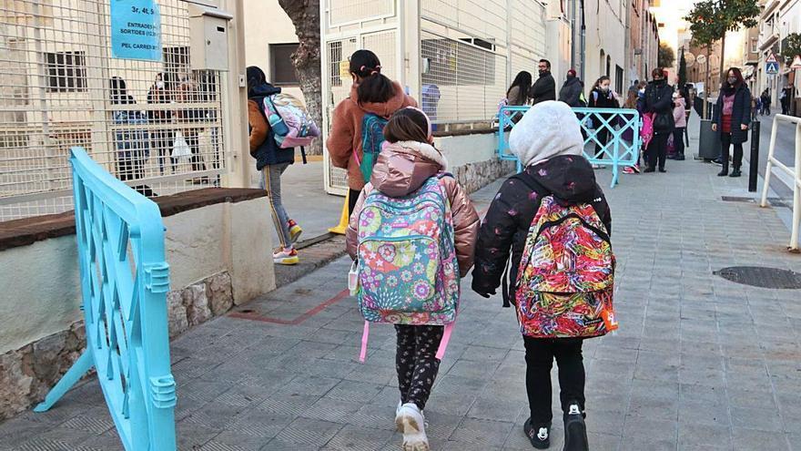La preinscripció escolar   a Girona registra un 85% de sol·licituds a la pública