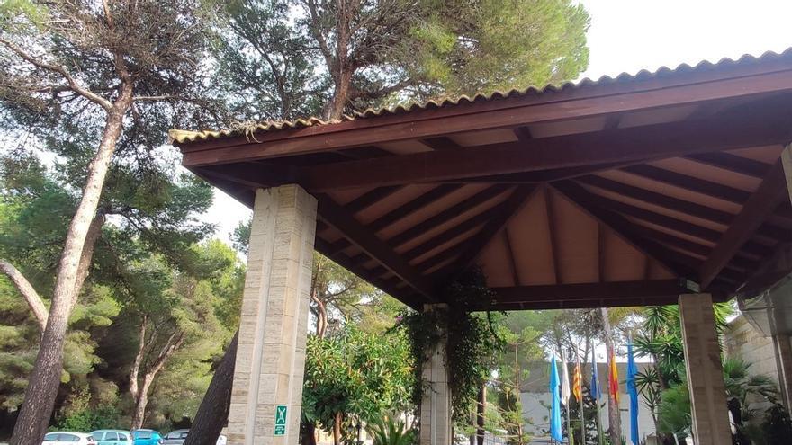 Fallece el bebé al que le cayó una teja en la cabeza en un hotel de Mallorca