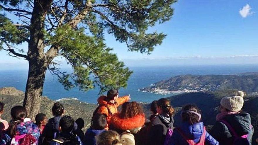 El parc del Cap de Creus fa un pla de   voluntariat i educatiu