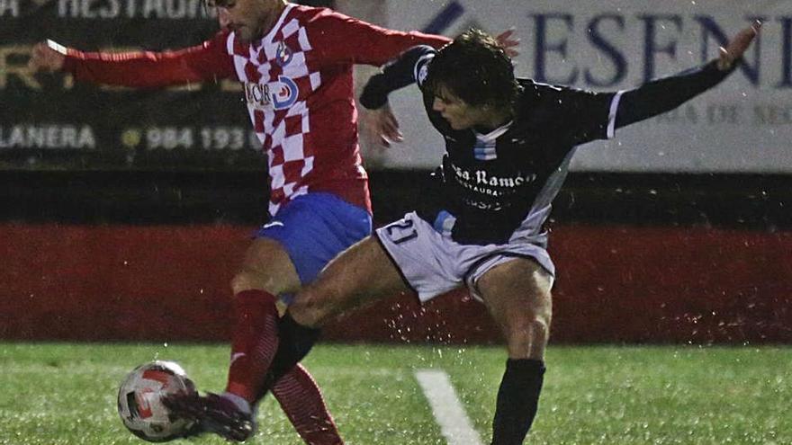El Llanera gana (1-0) al Vallobín en un gran partido