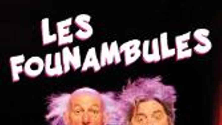 Les founambules, The Come-Back. FIC 2020 XIV Festival Internacional Clownbaret